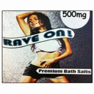 rave on bath salts